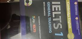 IELTS 11 General training book with CD