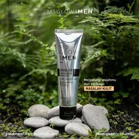 MS GLOW MAN FACIAL WASH