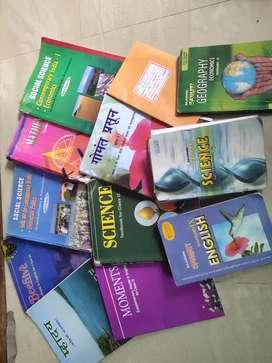 All books 9th Std