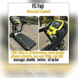 Jual Treadmill // Sepeda Statis // Home Gym // FC Fuji M