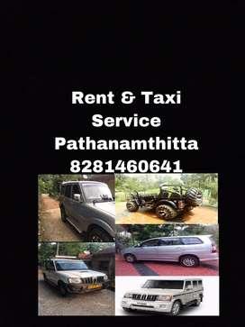 Rent & Taxi service