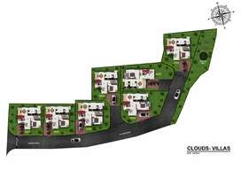 Gated comumunity affordable 3 bhk villas in chitilapilly