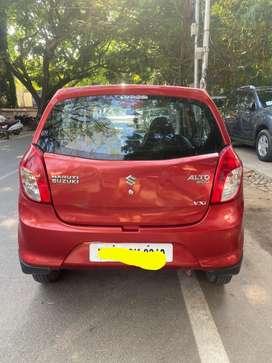 Maruti Suzuki Alto Vxi 1.1, 2017, Petrol