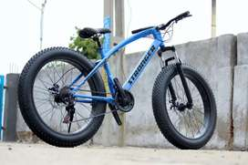 STRONGER 21 GEAR SHIMANO TZ FAT TYRE NEW CYCLE AVAILABLE