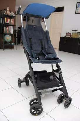Stroller Cocolatte Pockit Original Preloved