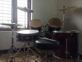 Mapex Tornado Drum set for sale