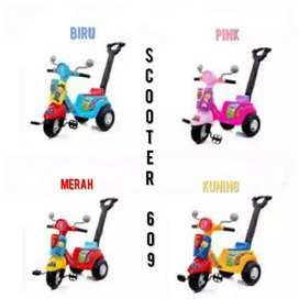 Mainan anak roda 3