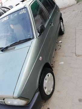 Mehran VX wd ac installed new battery or good average