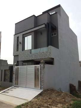 4 Marla Double Storey House - Paragon City