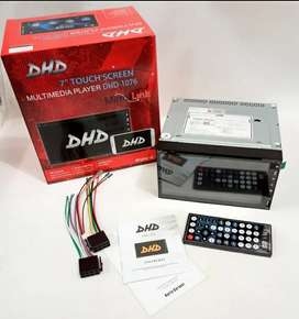 Ddin Dvd TV GlassPanel Dhd1076