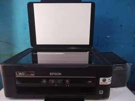Printer Epson L360 infus pabrik