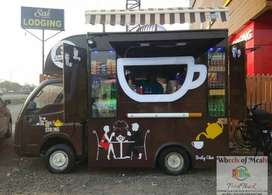 commercial food trucks manufacturers