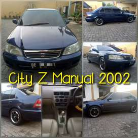 Jual Honda City Type-Z 2002
