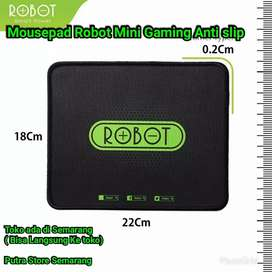 Mousepad Gaming Robot Mousepad Robot Mini Alas Mouse
