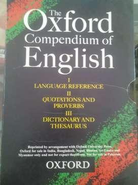 Oxford dictionary & winner manual