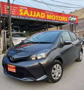Toyota Vitz F 1.0 Model 2016 Fresh Import 2020