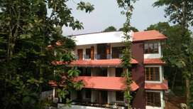 Kuttoor 3 bhk flat for semi commercial/residential15