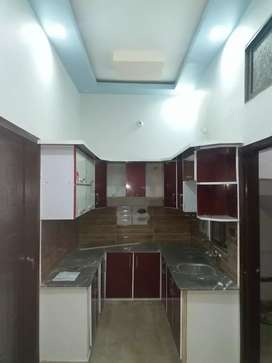Model colony Portions For rent available 120 yard by legal Estate