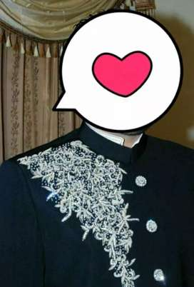 One time used sherwani