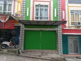 RUKO 2 Lantai disewakan, di Balikpapan Regency