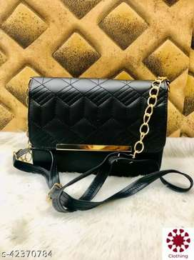 Voguish Fancy Women Slingbags Material: PU No. of Compartments: 2