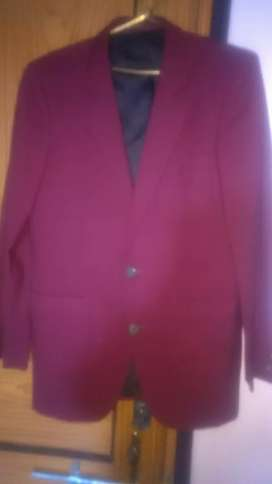 Marron colour Coat