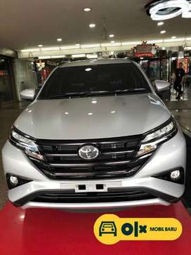 [Mobil Baru] HARGA SPECIAL TOYOTA NEW RUSH G MT