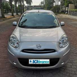 [DP15JT] Nissan March 1.2L At 2012 kredit murah