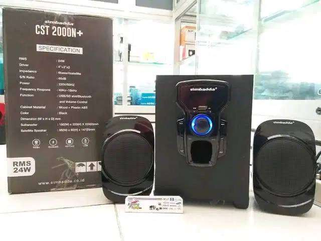 Speaker Aktif Simbadda Daytona Cst 2000 N+