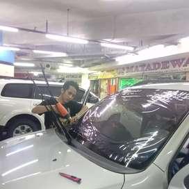 Kaca film mobil bikin nyaman berkendara