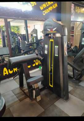commercial gym setup brand new machines