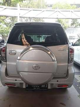 Daihatsu terios TX AT 2013      137 juta nego santai