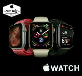 APPLE WATCH series4 40/44mm bs KREDIT 15mnt acc Dp 2jt-an Free 1x ccil