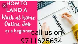 We have a need of male/female candidates..hurry up limited seats