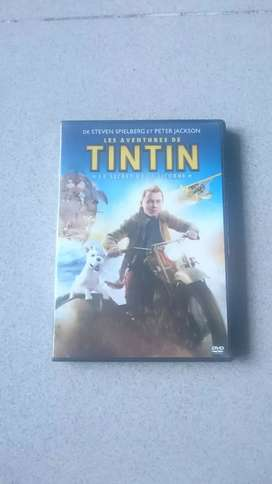 Dvd Original Tintin.