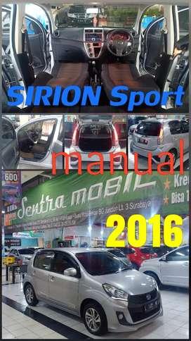PROMO PAKET AKHIR TAHUN TERBATAS Daihatsu Sirion SPORT manual 2016