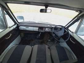Toyota wagon running condition 12 seater