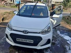 Hyundai Grand i10 2019 Petrol Well Maintained