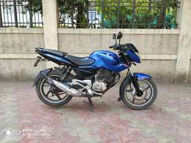 PULSAR 135. 2013 model.single owner.only 5000 kms run..