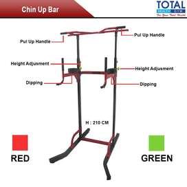 Chin Up Bar - Pull Up - Alat Olahraga Pull Up Bar