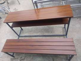 School furniture,Three Seater, Students, furniture,
