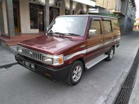 Kijang Super LSX-G Long