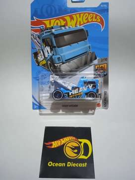 Hotwheels Heavy Hitcher