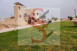 Naya Nazimabad Block D | 240Sqyd | West Open | Park Face