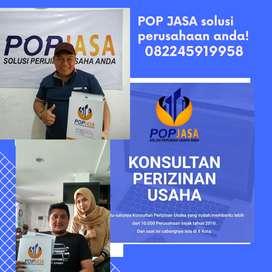 Birojasa Pengurusan UD CV PT SIUP NIB OSS NPWP Kota Bandung Murah