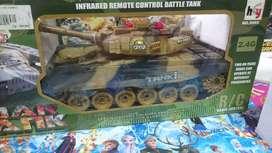 War tank baru RC .GEDDE UKURAN BISA DI CAS