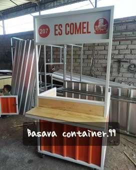 Booth minuman- booth bazzar- booth dagang- booth bazzar- booth usaha