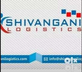 Delivery boy job for shivangani logistics in Dhanbad