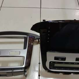 Head unit Innova android 9 inch plug and play