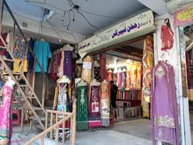 Noor fabrics main churchowk near new age school